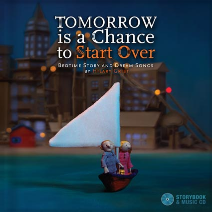 Hilary Grist - Tomorrow is a Chance to Start Over